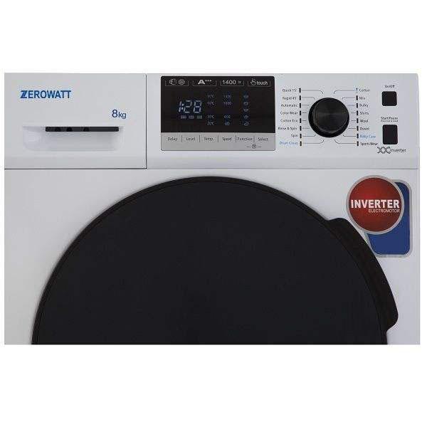 ماشین لباسشویی زیرووات مدل ZWT-8014