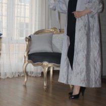 مانتو پارس مدل سوگل